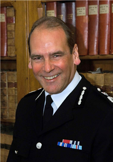 Chief Constable Sir Norman Bettison